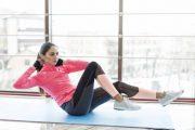 نقش ورزش در درمان کیست مویی